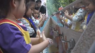 宣導洗手好習慣 北市教育局前進校園