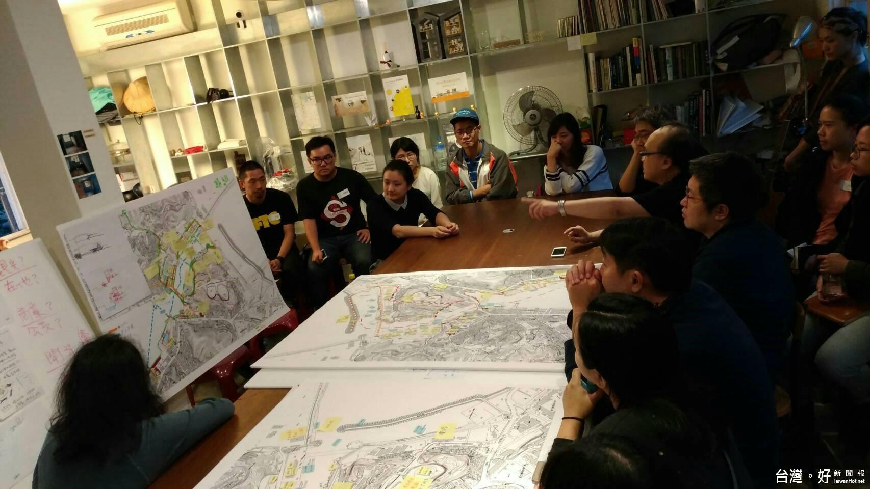 連結看不見的基隆 參與式設計開啟海港山城新風貌