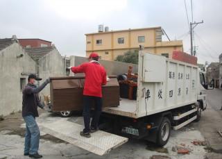 整理居家清運大型廢棄物 鹿港鎮公所開始受理登記
