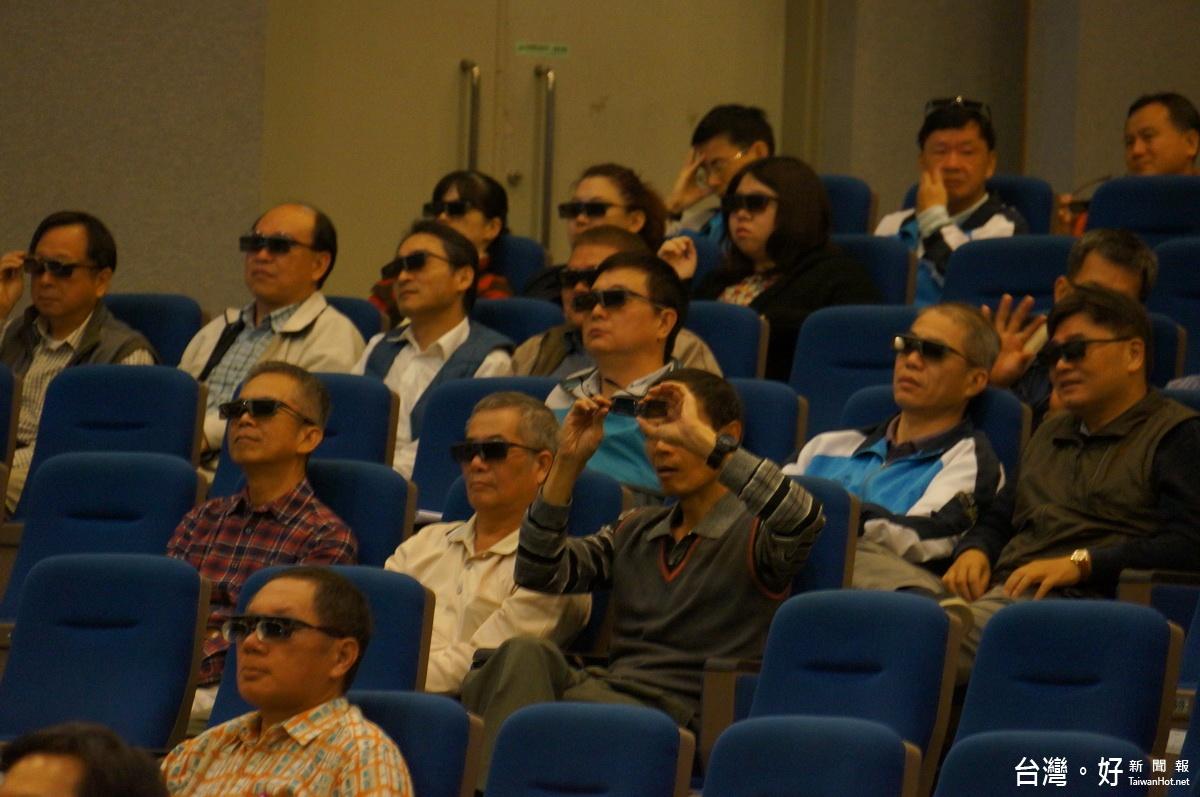 提供更優質的學習環境 南開科大建置3D影視體驗劇場