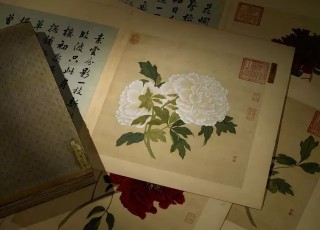 蔣廷錫/百種牡丹譜/成交價人民幣1.7365億元