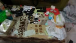 嘉市警縝密出擊逮持槍嫌犯 全程不費一槍一彈