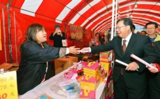 鄭市長表示,發揮「取有餘、補不足」的精神,讓弱勢家庭可在寒冬感受社會愛心。