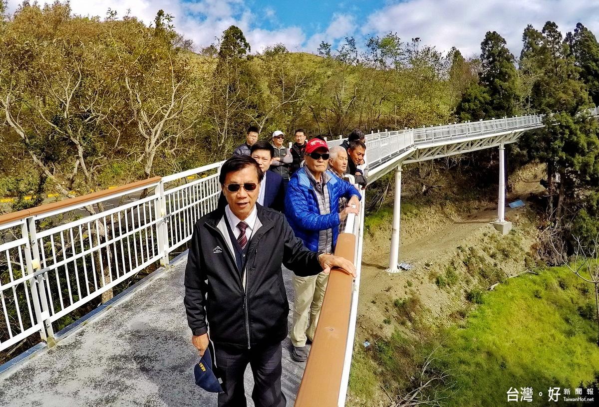 總長2公里!清境高山景觀步道 預計3月啟用