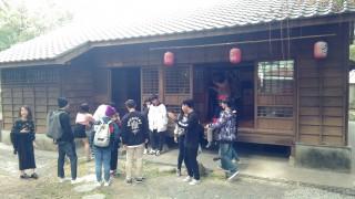 日據時日本裕仁皇太子來台南時的臨時行館改造成「靜苑」日式宿舍,並成為年輕人拍攝「COSPLAY」的最佳場景。