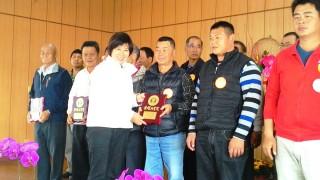 溪州鄉農民節表揚 為農業發展再創佳績