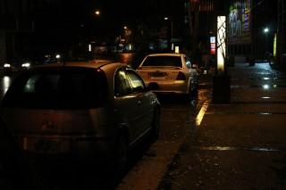 宜縣路邊停車格今年除夕到年初四暫停收費。(圖/記者陳木隆攝)