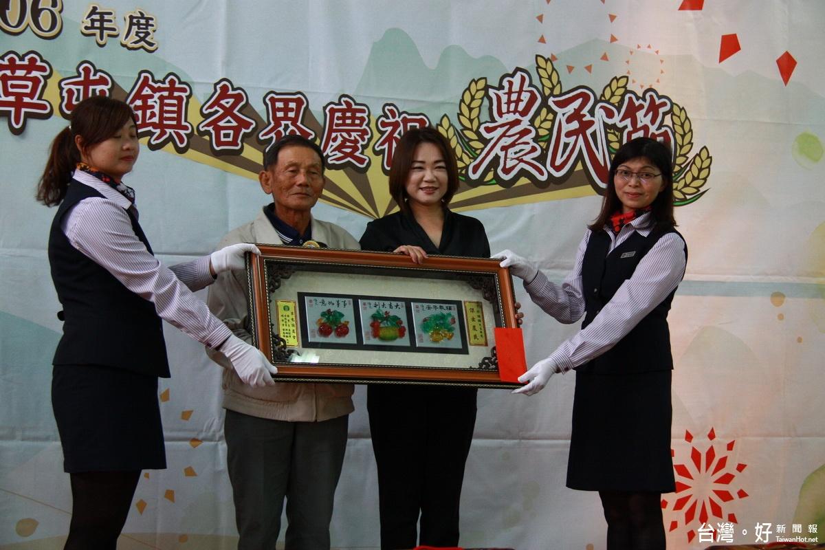 慶祝農民節 草屯農會表揚農業楷模