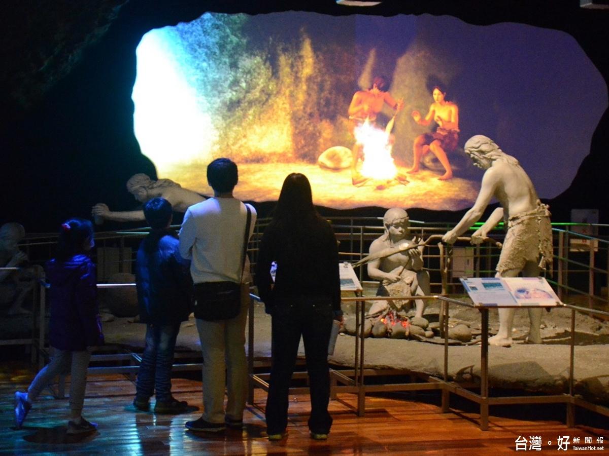 史博館春節照常營運 全新展廳互動裝置吸睛有趣