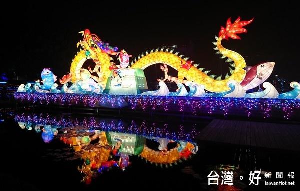 台灣燈會北港燈區2/7啟燈 警方嚴密交管