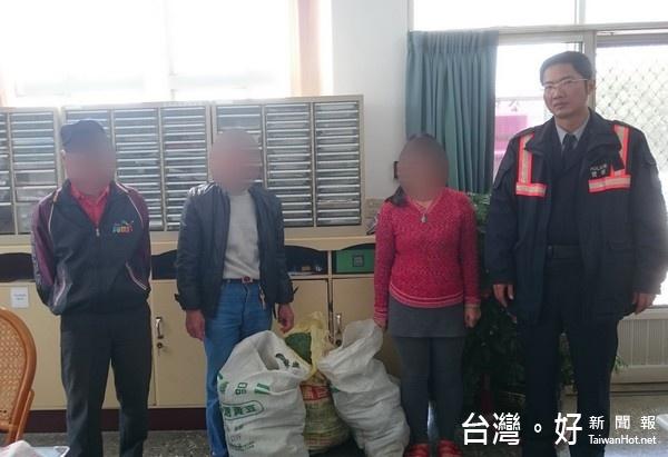 3名竊賊偷田中花椰菜 被逮竟辯以為菜沒人要