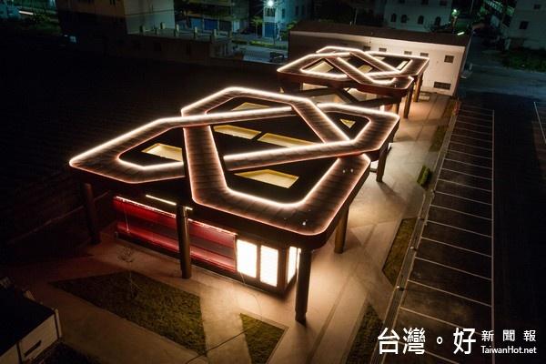 2017台灣燈會/與花燈爭豔 武財神推出五星級景觀廁所