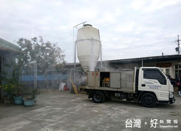 雲林台西再爆H5N2禽流感 防疫所嚴陣以待