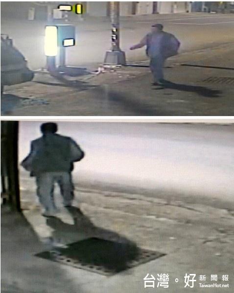 無業男趁鄰人外出偷酒喝 警調監視器逮人