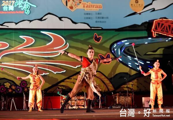 台灣燈會「飛樂偶戲」 雲林限定登場