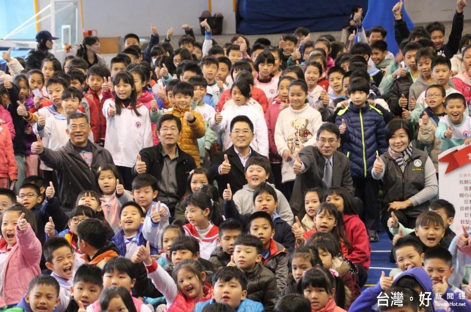 友善校園週宣導 台東盼創造溫馨友善校園環境