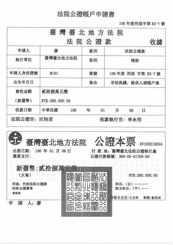 偽造「法院監管證明」 嫌犯假冒檢察官詐騙147萬存款