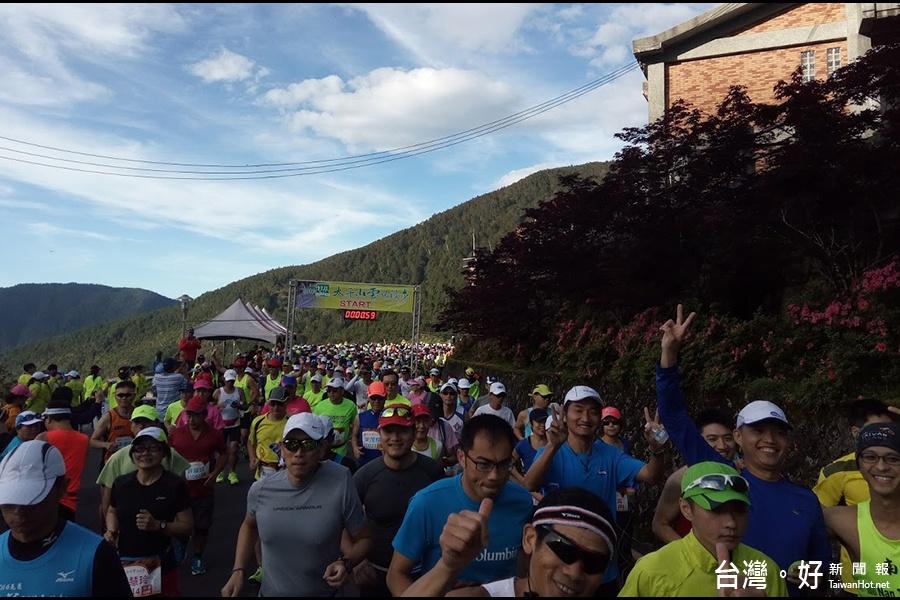 太平山鐵騎探索、雲端漫步活動 運動健身投入山林懷抱