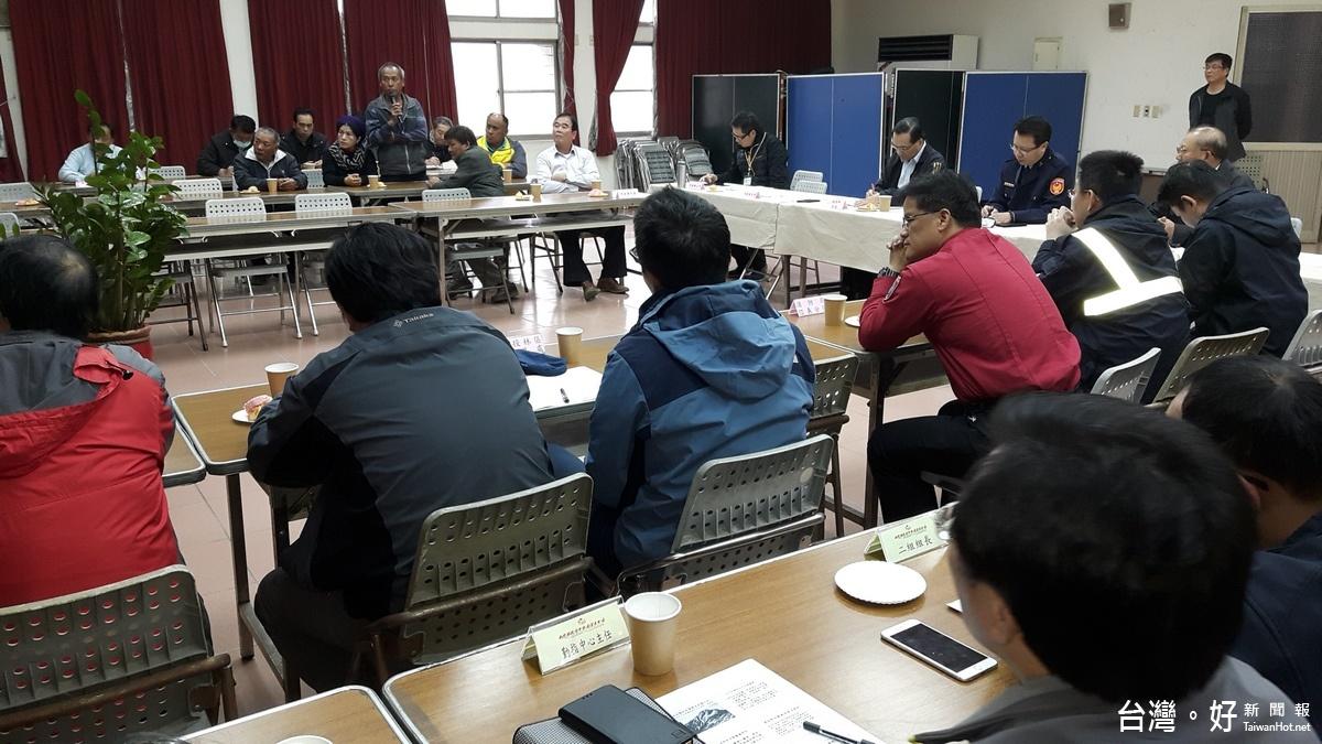 南投信義分局座談會 探討山地管制區範圍