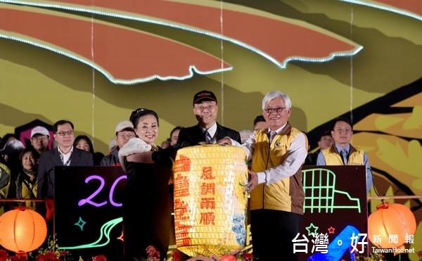 2017台灣燈會/燈會閉幕 展期湧1360萬人次賞花燈