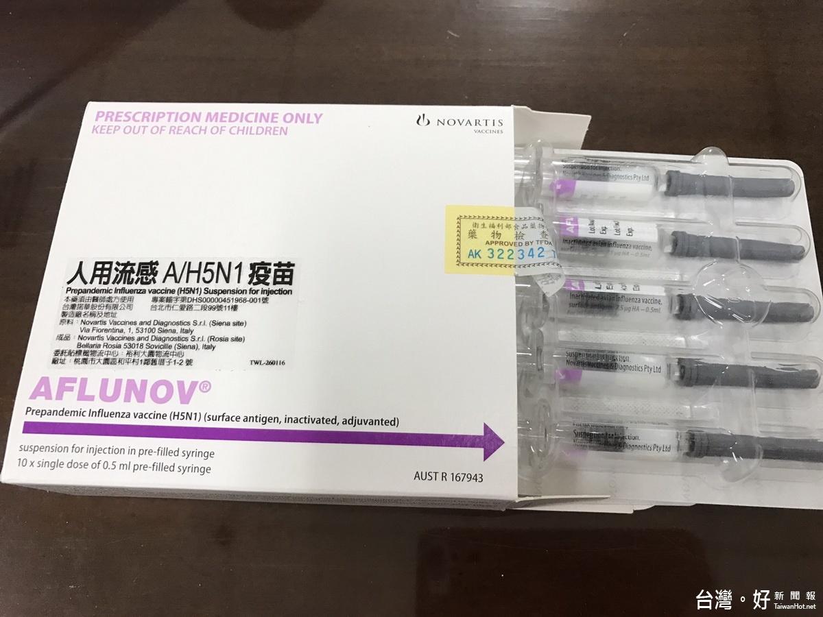 人用流感疫苗 南投衛生局3/1開放施打