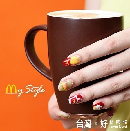對比統一星巴克的漲價行動,台灣麥當勞逆向操作,反推出McCafé卡布奇諾咖啡中杯降價的優惠,希望能藉此吸引更多客源光顧。(圖/mcdonaldstw instagram)