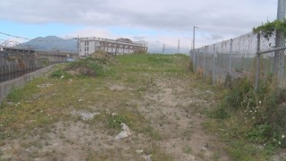 李坤城爭取荒地整平 設廢棄車輛保管場