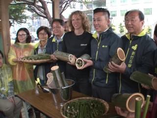 平衡城市生態 打造城市「野生蜂旅館」