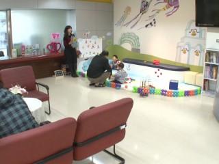 到機關洽公更貼心 戶政提供孩童遊戲區