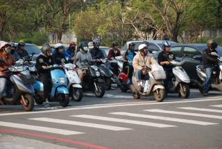 ▲A1交通事故下降,高市政府獲肯定。(圖/記者潘姿瑛攝)