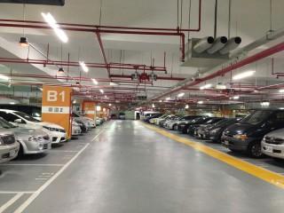 針對人口稠密的永和地區停車需求,交通局指已規劃在永平國小操場共構地下3層停車場。(圖/交通局提供)