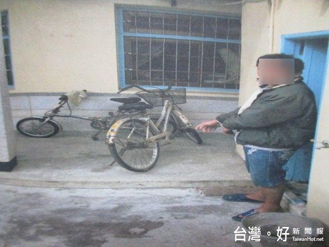 男子遇警心虛逃逸 虎警查獲竊盜毒品犯