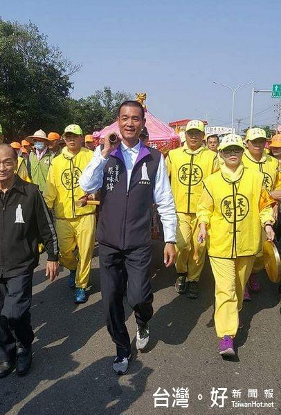 白沙屯萬人進香團3/2進北港 警擴大交通疏導