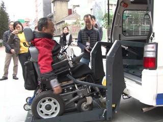 身障服務再進化 盼給弱勢多些愛
