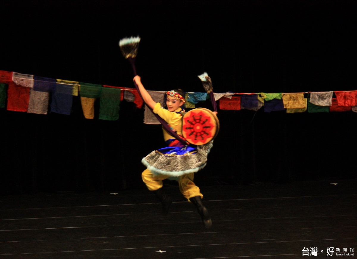 全國學生舞蹈決賽 南投文化中心跳起來