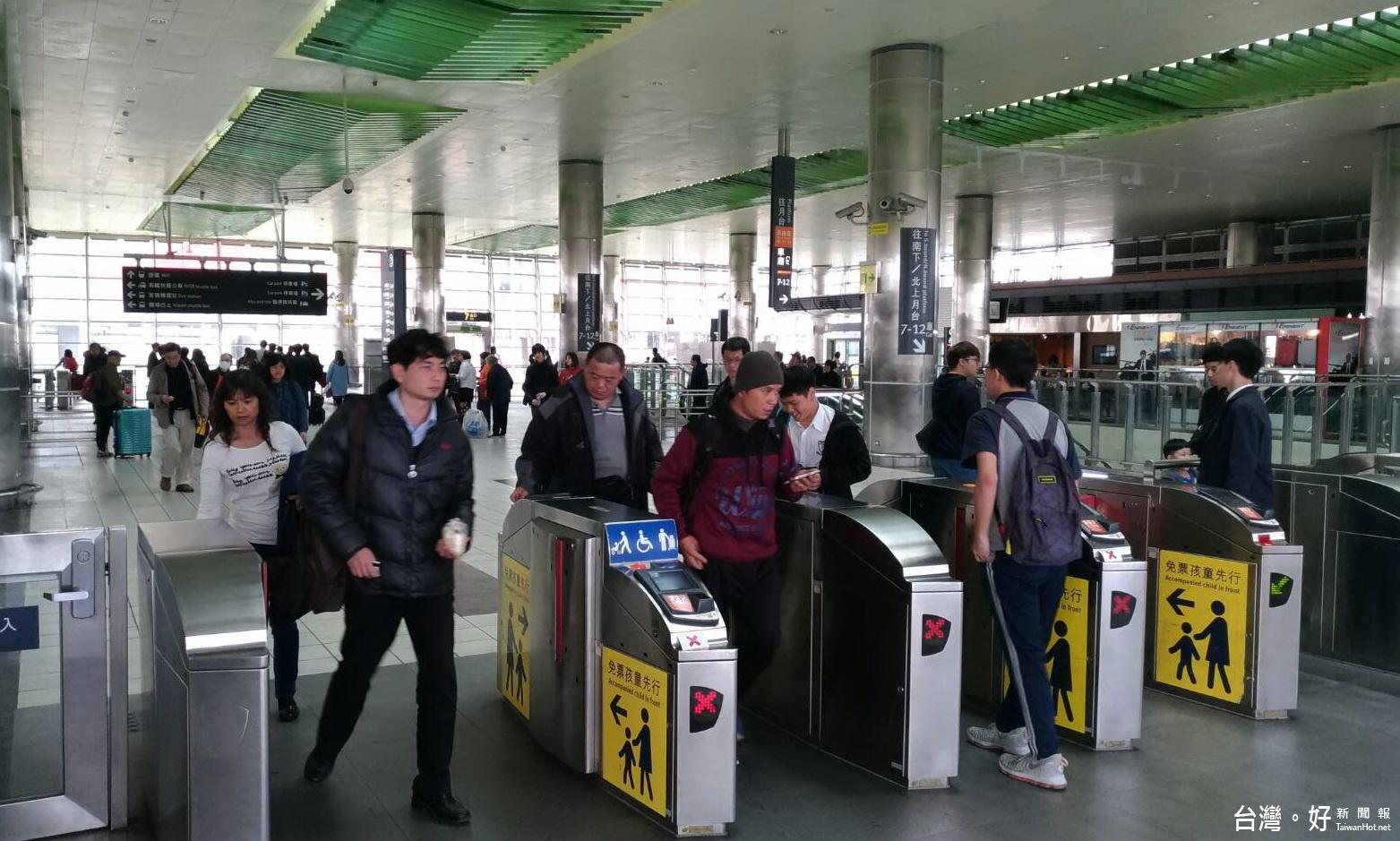 台灣高鐵清明假期疏運 加開181班次列車