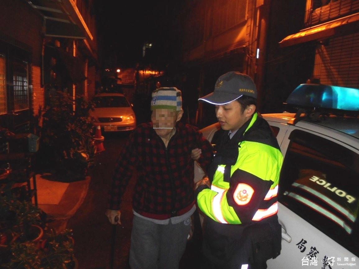 失智翁「我想回家」 警用人臉辨識系統助返家