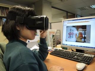 陶博館致力於發展「數位博物館」服務,提供民眾可以多角度欣賞精美的陶瓷作品。(圖/陶博館提供)