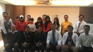 勞工局與社福團體愛心接力,越南籍勞工圓返鄉之夢終於可以回家。  Jpeg