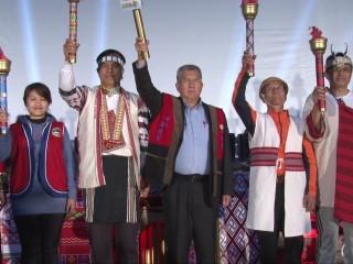 原民年度盛事在新竹 十天聖火繞全台