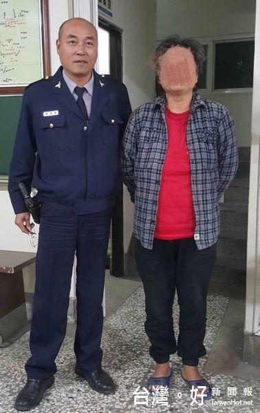 太歲頭上動土 女通緝犯假拜拜真偷竊仍遭逮