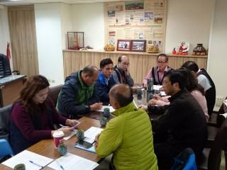 森林火災桃園新對策,原民局長林日龍召開會議決定規範伐採周邊設防火林帶