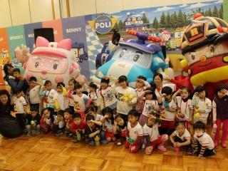 南部首場免費親子互動展台南中山店,HIGH翻兒童節。