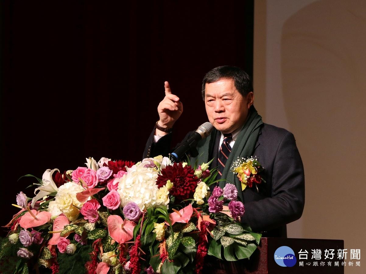 元智大學28周年校慶 徐旭東火爐邊談話期勉應變調整腳步