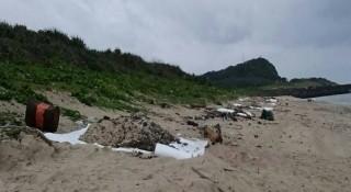 綠島海洋油污清除第10天 海巡署:未發現新增油污染區域