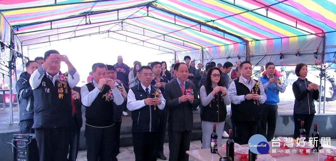 楊梅集義祠春祭祭典 祈求國泰民安
