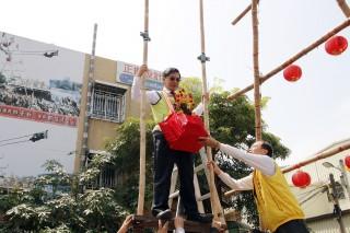 挑戰12米高 嘉義市鞦韆節4月2日登場