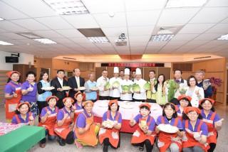 縣府結合農會促銷高麗菜  推廣高麗菜多元料理。