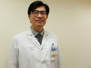 陽明大學附設醫院張時杰醫師。