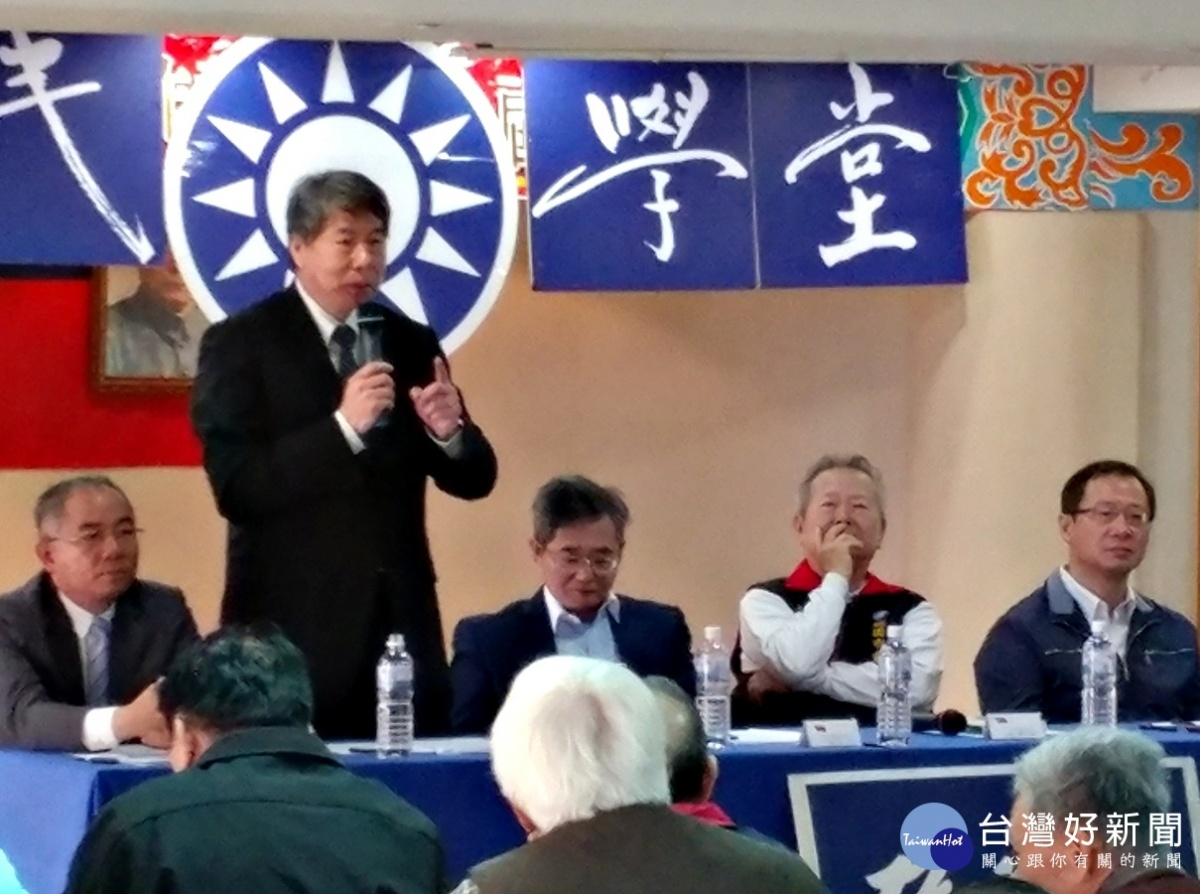 張亞中民調第一令人「毛骨悚然」 羅智強:若他當選,2022、2024國民黨會慘敗